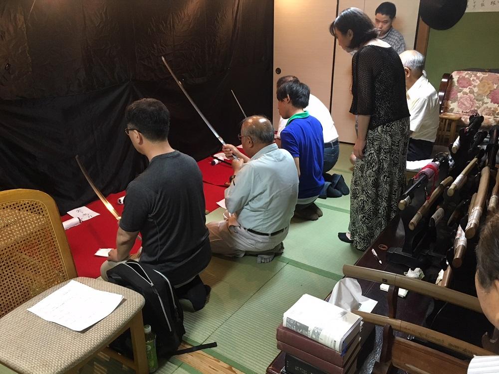 TOUKEN MATSUMOTO, PURVEYORS OF AUTHENTIC JAPANESE SWORDS